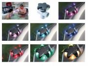 LED podsvícení přepínacích ventilů č.1