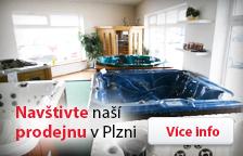 Vířivky a infrasauny Plzeň